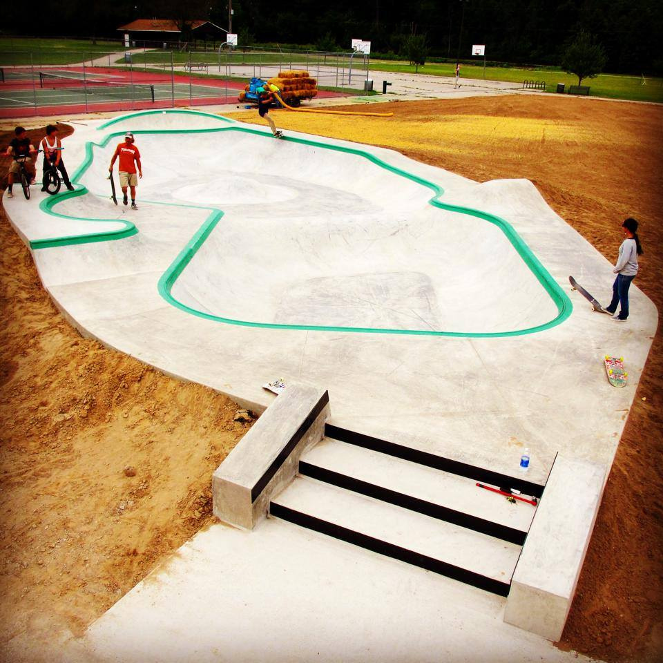 Belding, Michigan Skatepark