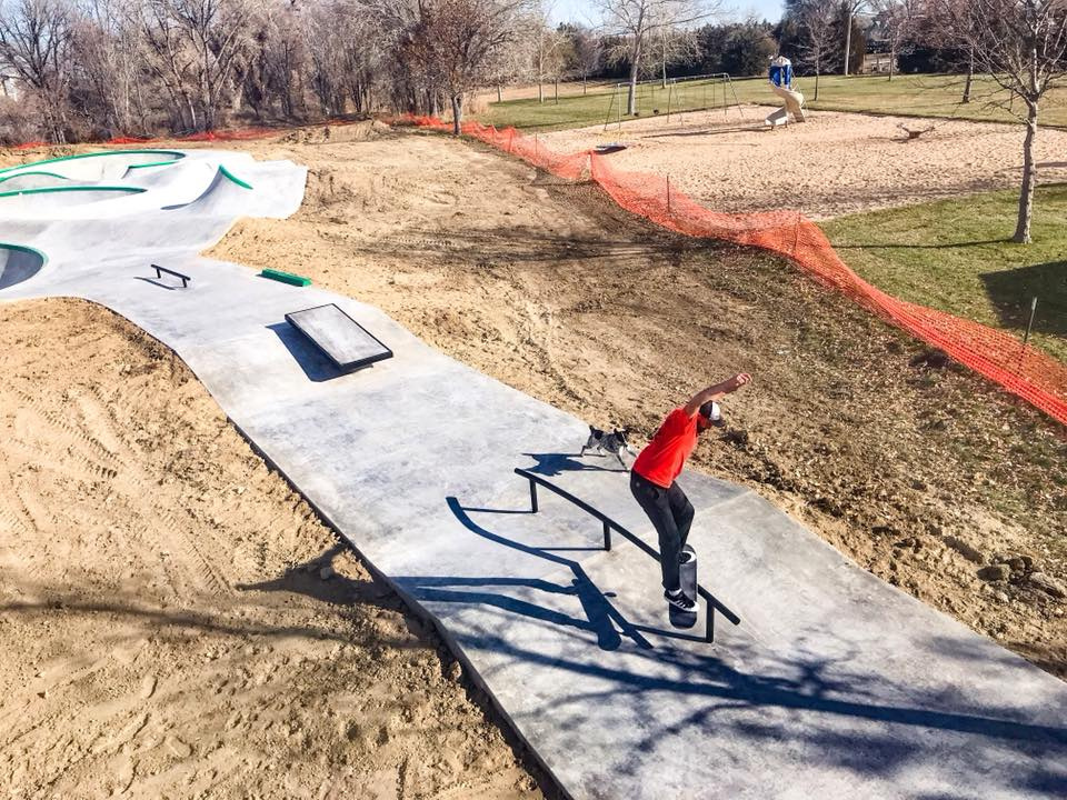 Fort Morgan, Colorado Skatepark