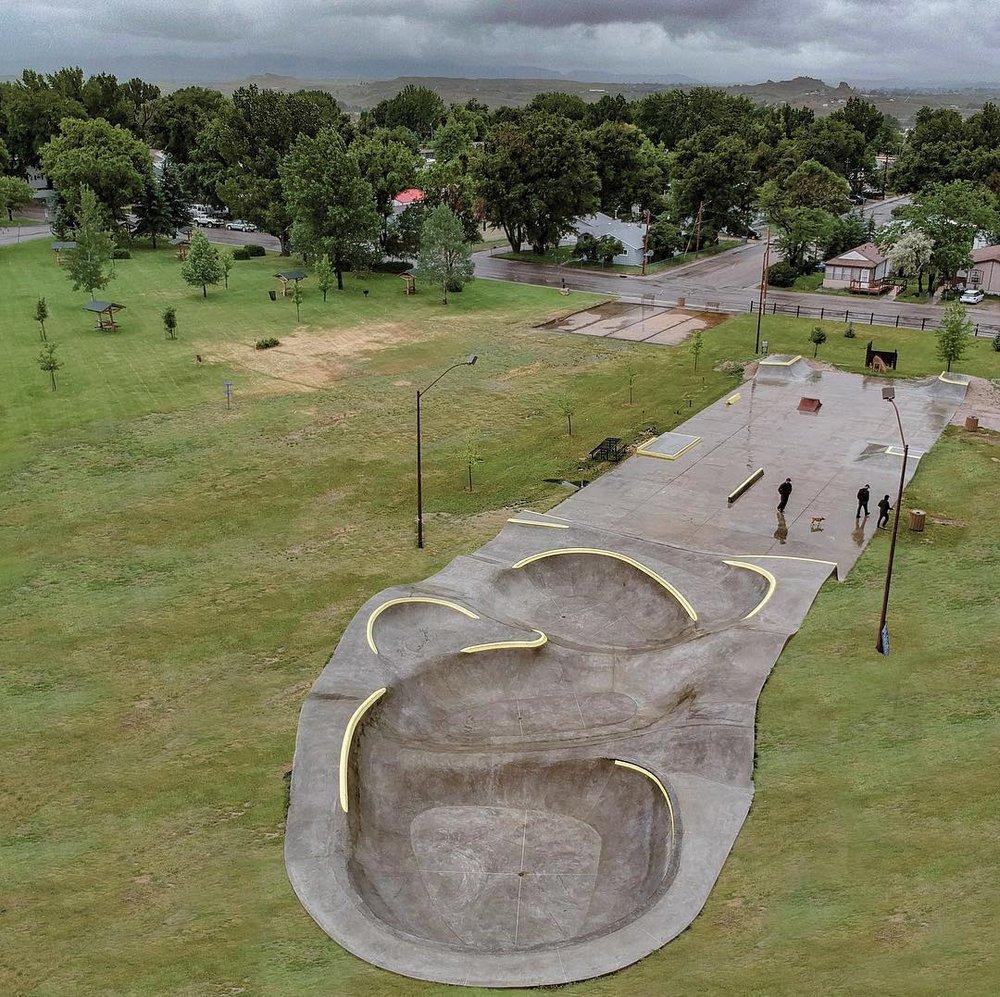 Skatepark Recycling ♻️