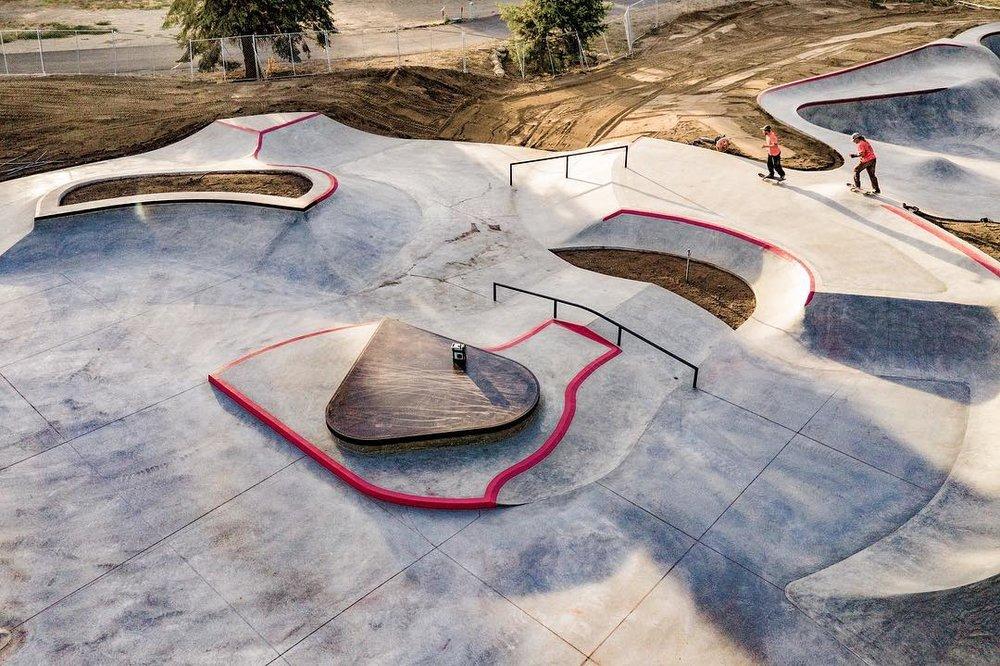 Art Plaza ☄️Coeur D'alene, Idaho