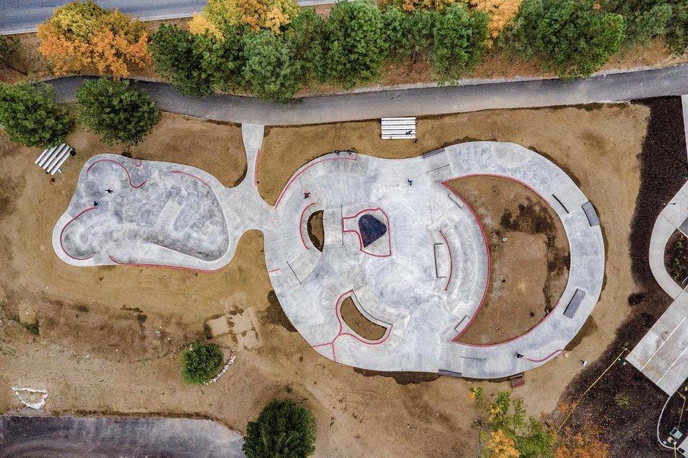 New Coeur D'alene ♾ park