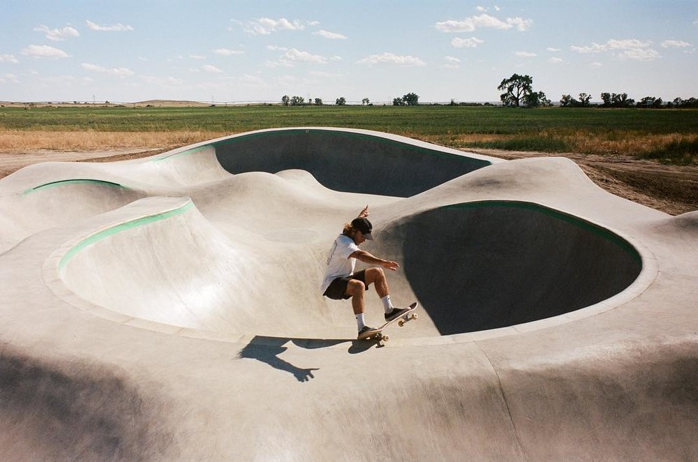 Skate through Montana with The Big Flyout