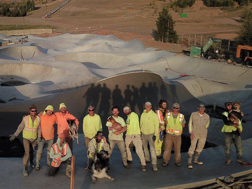 Evergreen Crew in Frisco, Colorado