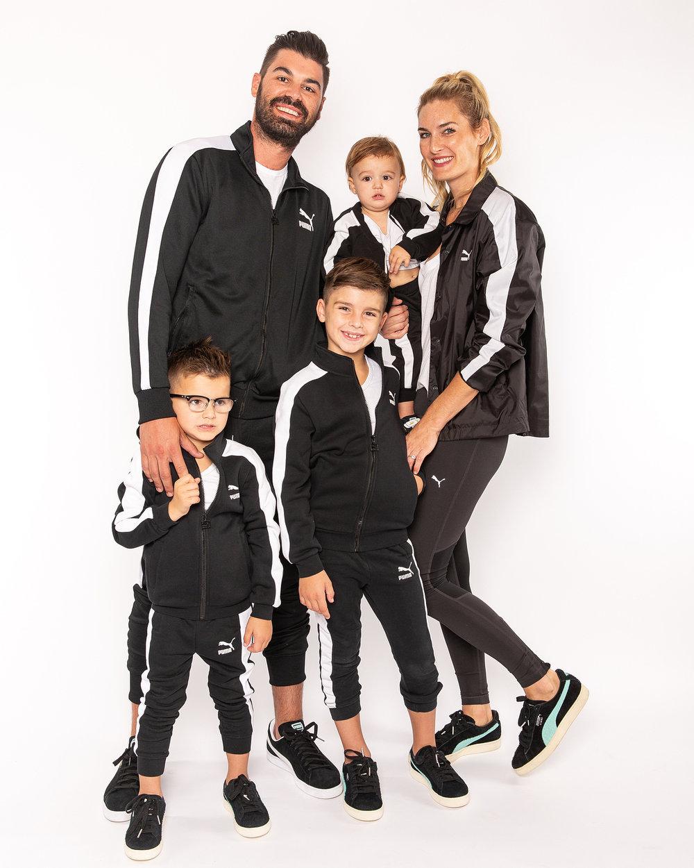 Collette  x Family