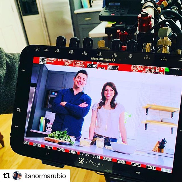 Set your DVR for Sat at 9AM on CBS! See two of our co-founders, Ty and Stacie, talking about Ovie on #cbsinnovationnation  #Repost @itsnormarubio with @get_repost ・・・ If you're like me me and end up throwing out food in your fridge because you waited too long to eat it ... you're gonna wanna hear about this invention. Tomorrow morning on @cbsinnovationtv you'll meet the brains behind @fridgesmarter ... the little gadget which will help you keep track of the things that matter to you in your fridge - taking the stress out of meal prep! 😉 who doesn't want that?! #innovation #innovationnation #dreambigdontquit #ovie