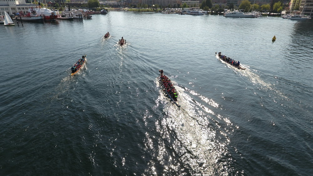 2016 Seattle Dragon Boat Festival, South Lake Union