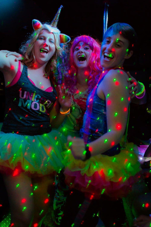 Unicorn Party  photo credit Jaret Clifton Photography