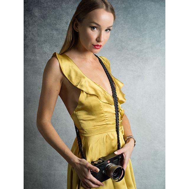 @natali_trubchikova models the Vi Vante Ascari; made entirely of Napa Leather.