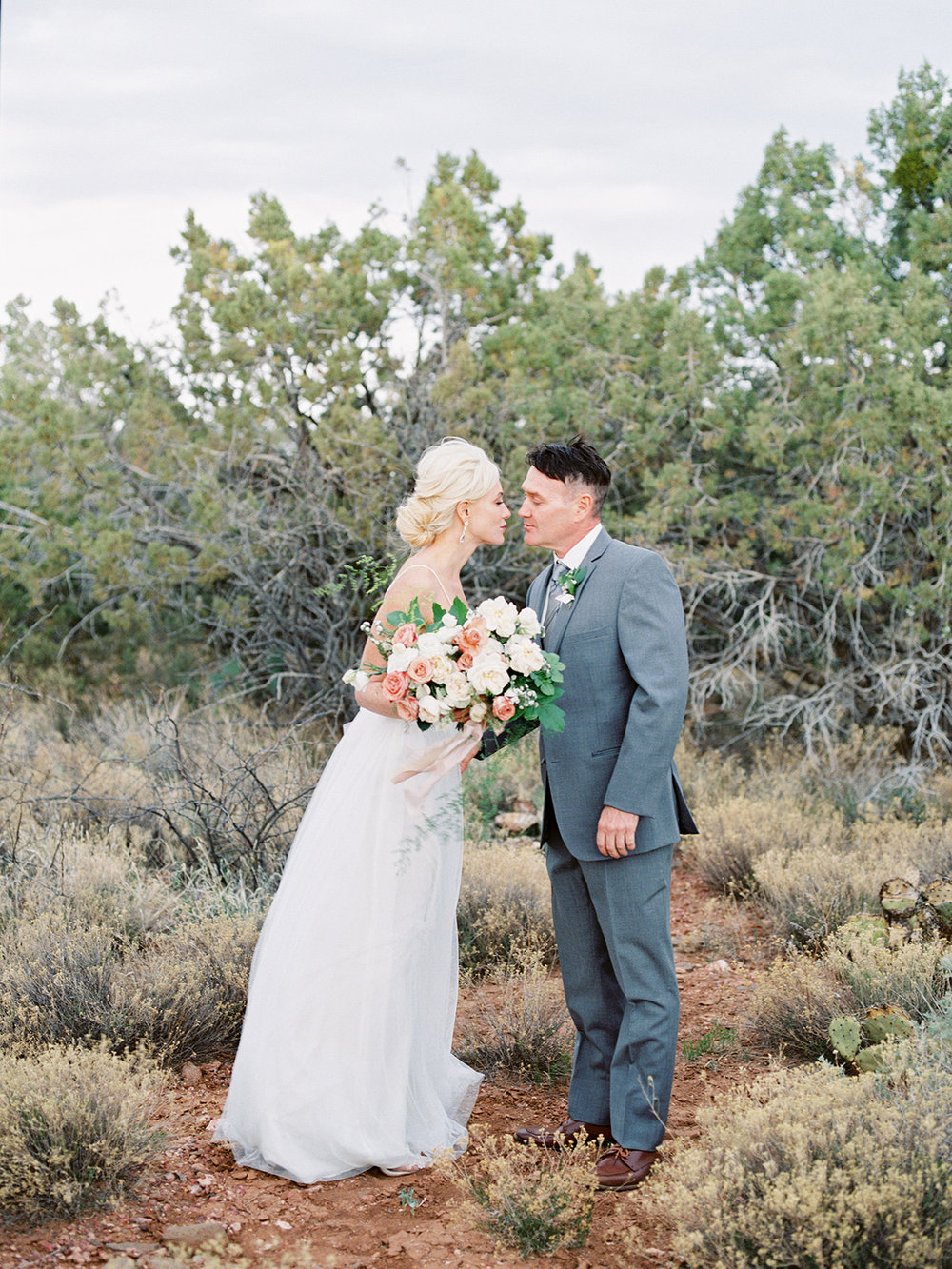 York Sedona Elopement - Ball Photo Co Fine Art Film Wedding Photography-59.jpg