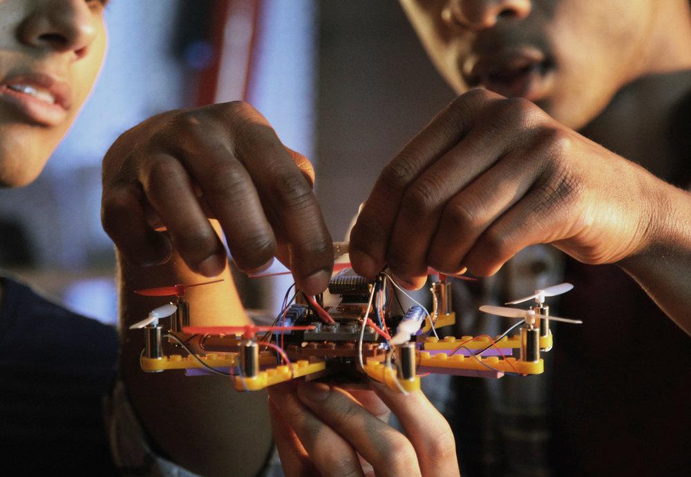 - Drone Building