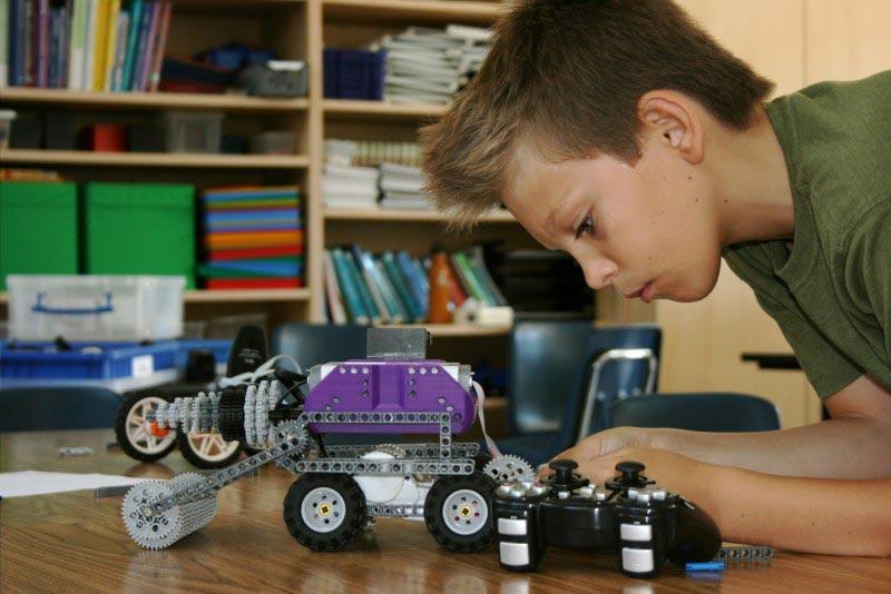 - Programming &robotics