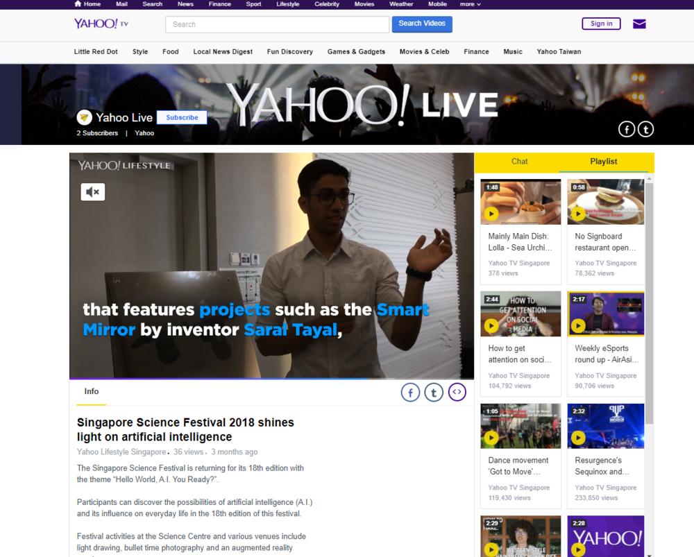 Yahoo! lifestyle Saral Tinker-Spark Yahoo.com.sg.PNG