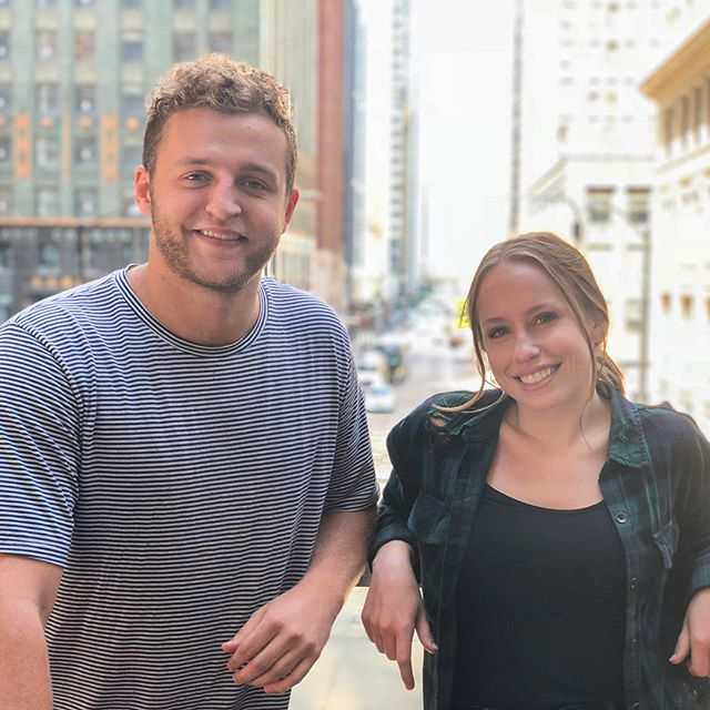 Please help us in welcoming our summer interns Emily Riley and Charlie Higgins, a dynamite creative team who also successfully decoded the human genome. One of those things is true. Welcome aboard Emily and Charlie! #AgencyLife #YRChiJunkDontLie #YRChi #WelcomeInterns