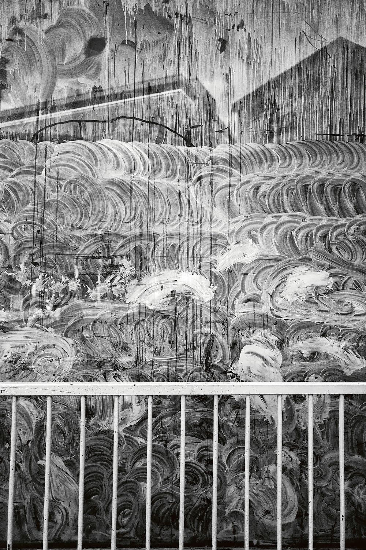 After Van Gogh - 2 Giclée print on Hahnemühle Photo Rag 77cm x 143cm Edition of 25