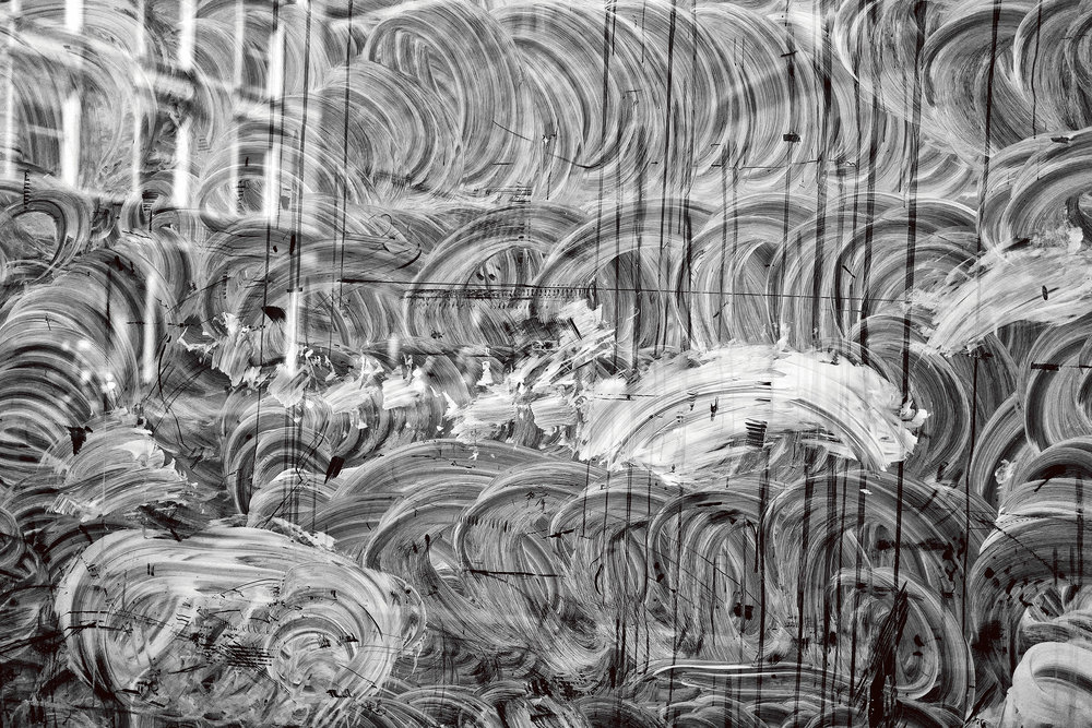 After Van Gogh - 1 Giclée print on Hahnemühle Photo Rag 77cm x 143cm Edition of 25