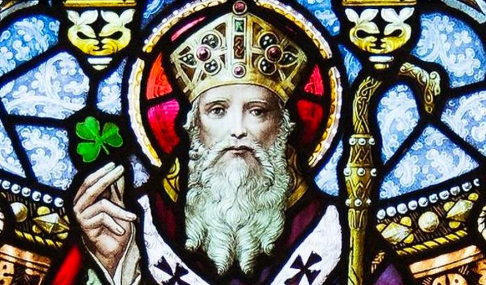 St. Patrick (Photo: Wikicommons)