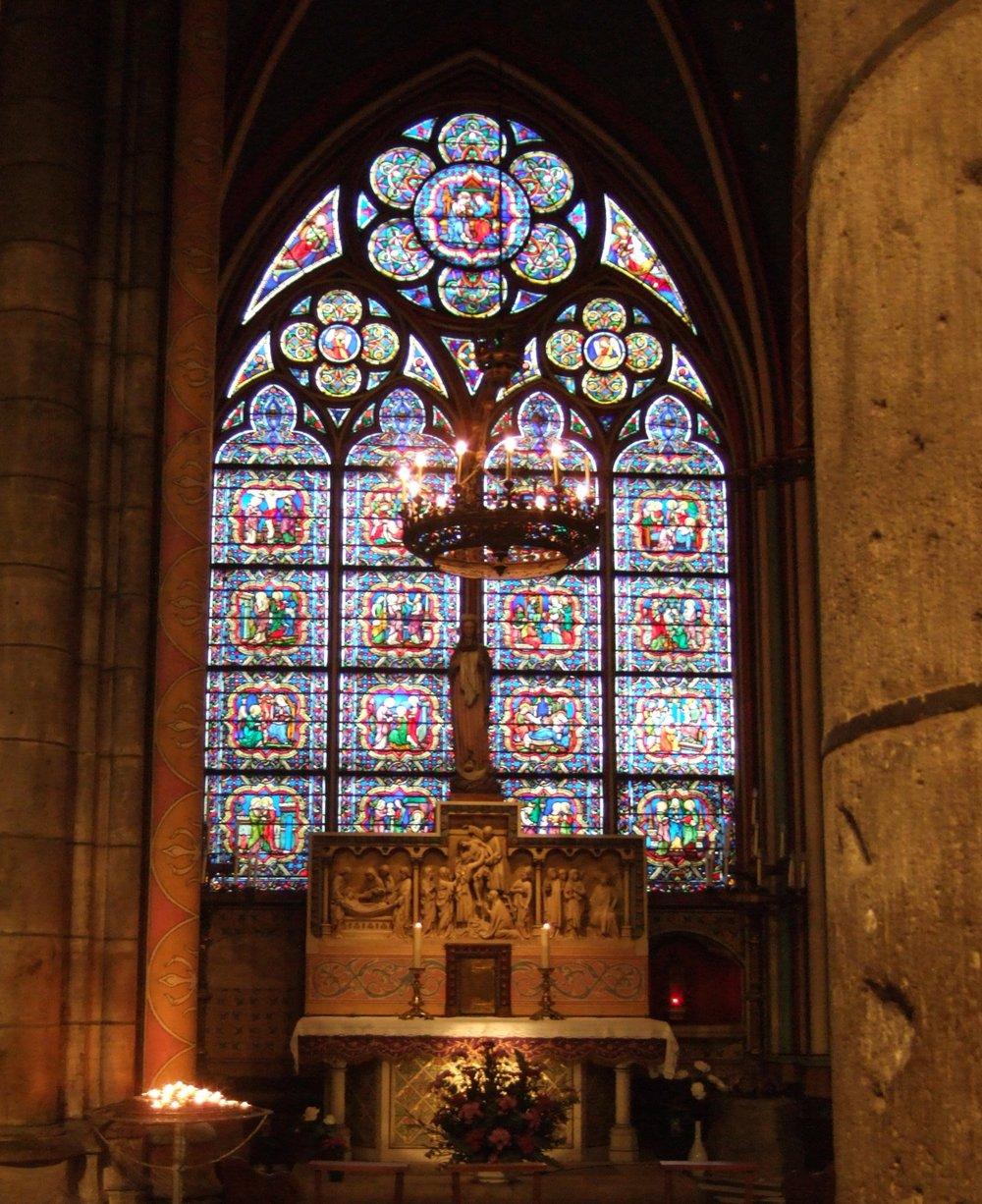 Notre Dame, Paris (Photo: C. Gress)