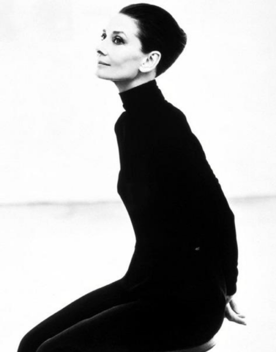 Photo by Steven Meisel for Vanity Fair in 1991