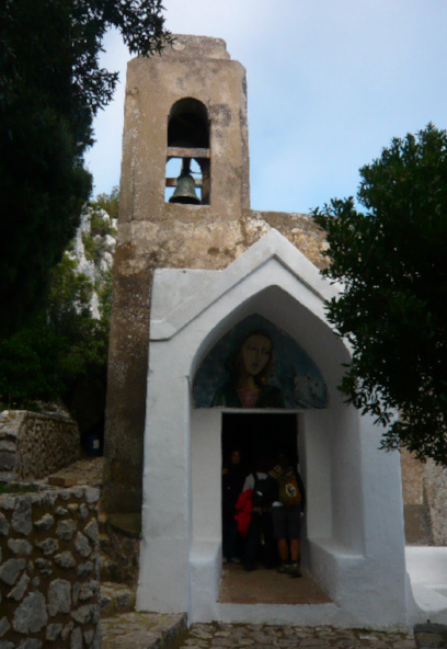 Church of St. Mary at Cretella (Fotoeweb)