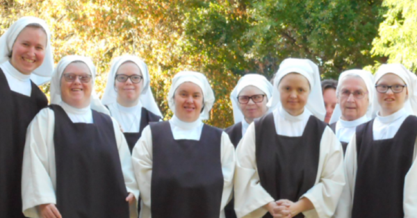 The Little Sisters Disciples of the Lamb(Photo via uCatholic)