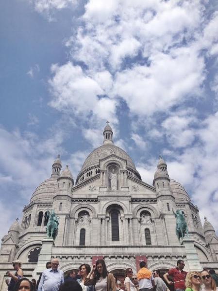 Sacré-Cœur (Photo: Noelle Mering)