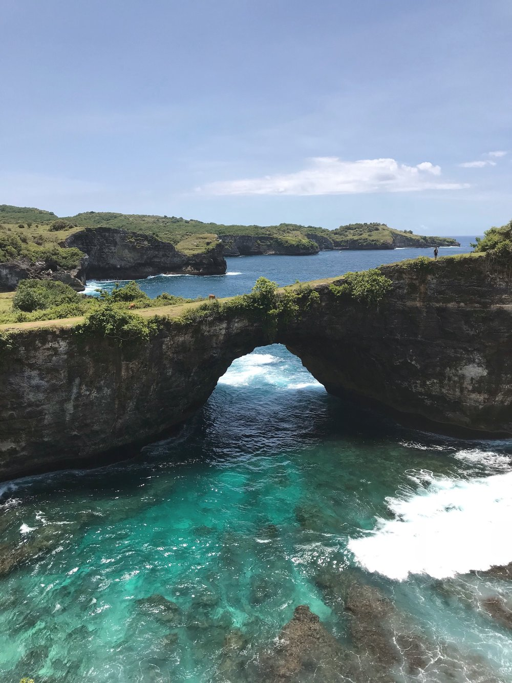 3: Broken Beach - Sakti, Bunga Mekar, Nusapenida, Klungkung Regency, Bali 80771, Indonesia