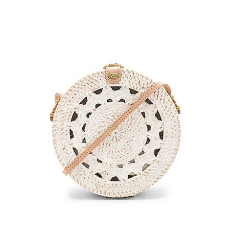 9. Ellen & James Medium Round Classic Bag - For a fresh look - £70.69 (Image Ellen & James at Revolve)