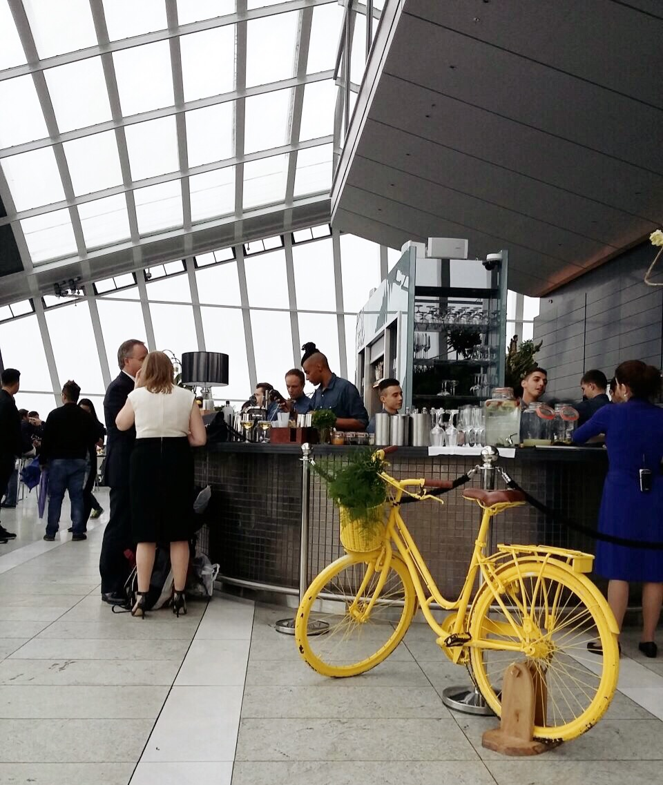 Where to find The Sky Garden - 20 Fenchurch St, London EC3M 8AF