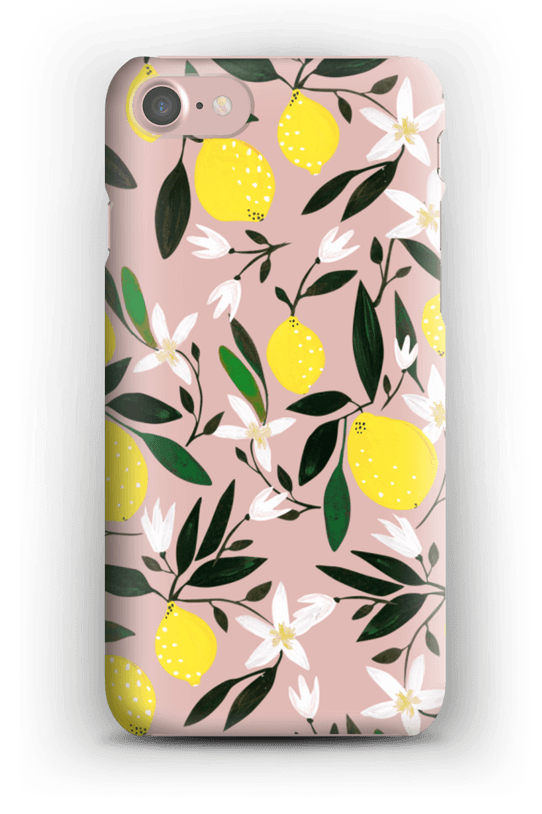 1. Lemons Phone Case by Lisa Mönttinen - £19 - £35Available in iPhone, Samsung, Google,iPad & Ipod Specifications