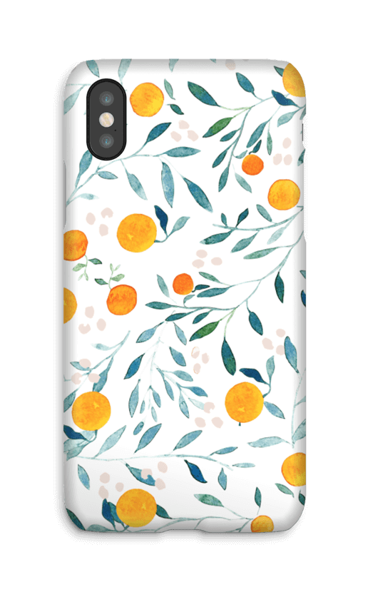 7. Summer Oranges Phone Case by Lisa Mönttinen - £19 - £35Available in iPhone, Samsung, Google,iPad & iPod Specifications