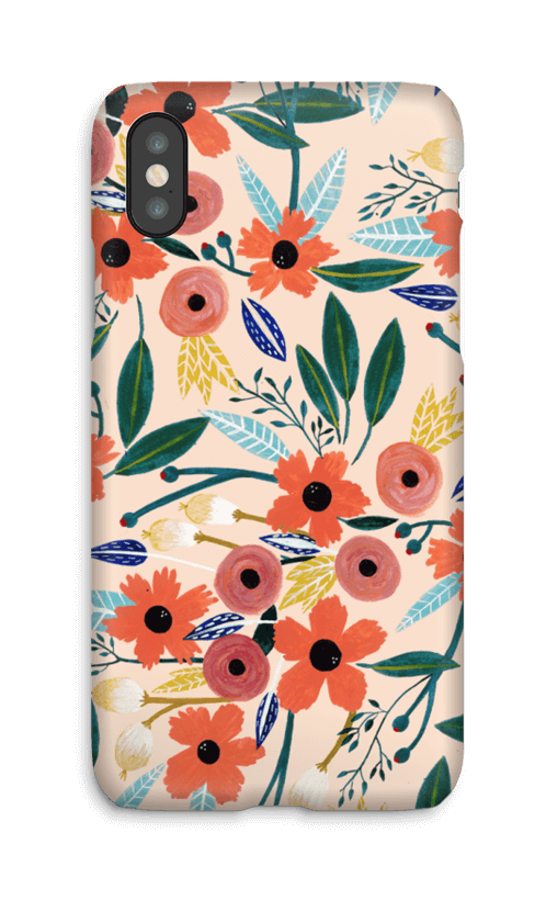 8.Summer Oranges Phone Case by Lisa Mönttinen - £19 - £35Available in iPhone, Samsung, Google,iPad & iPod Specifications)