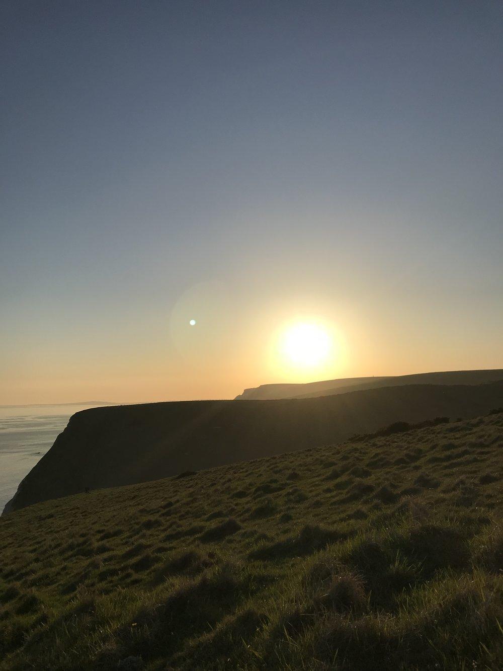 Visiting the Jurassic Coast, Dorset.JPG