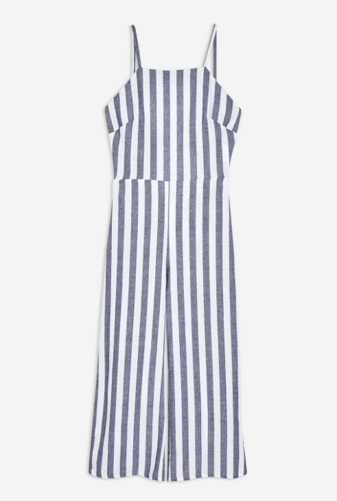 5. Tie Back Culotte Jumpsuit by Oh My Love - £35