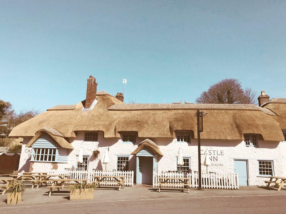 Stay The Castle Inn Pub and hotel, Lulworth, Dorset.JPG