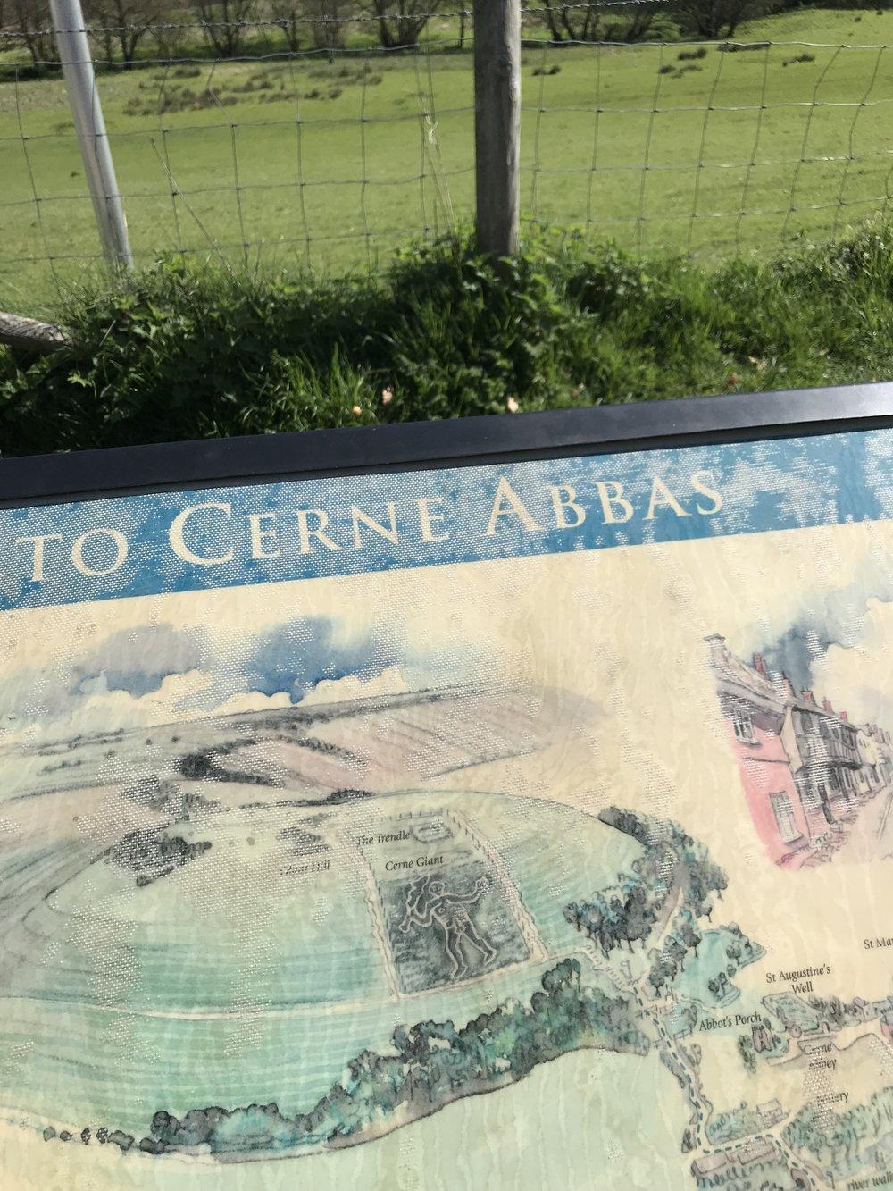 3: Cerne Abbas Giant - Dorchester, Dorset DT2 7AL