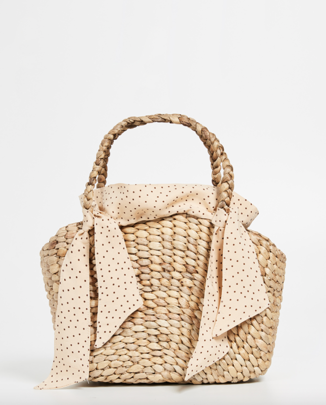 5. Faithfull The Brand Roberta Basket Bag - £90