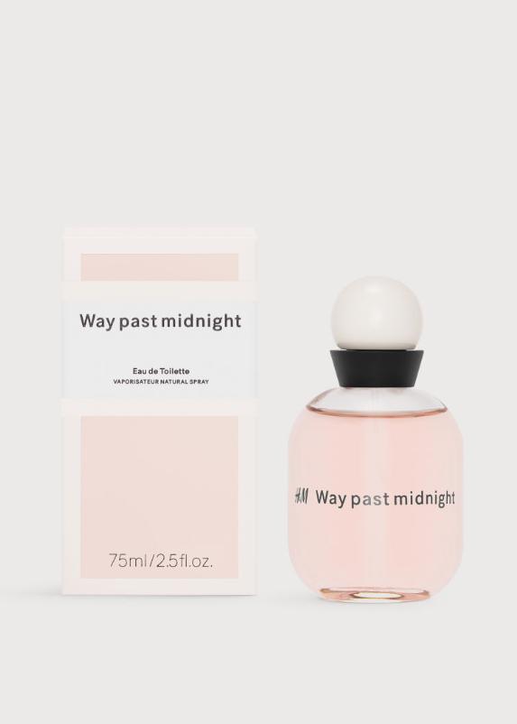 - H&M Way Past Midnight Eau de toilette