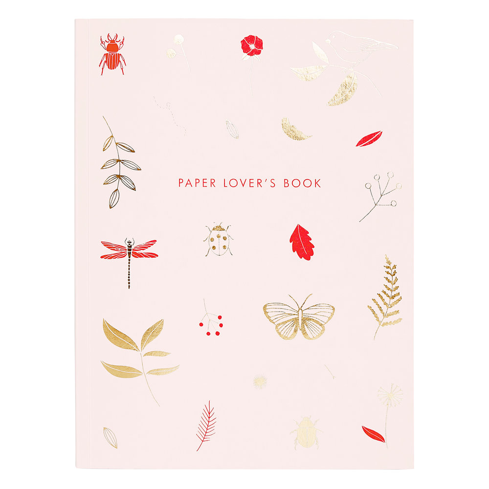 - Kikki K Paper Lover's Book- Wonderful