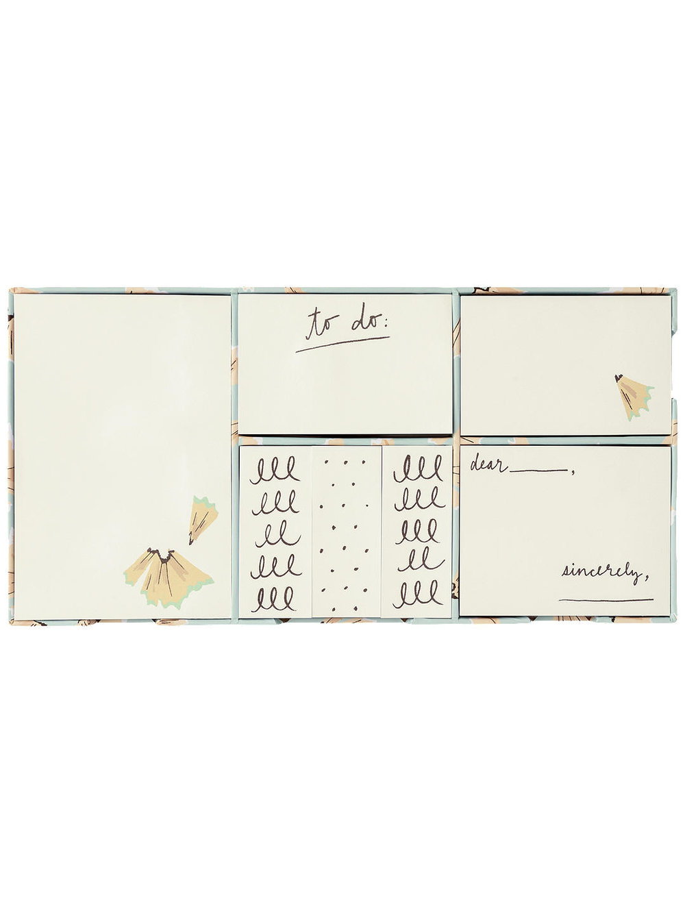 - Kate Spade New York On Point Sticky Note Set