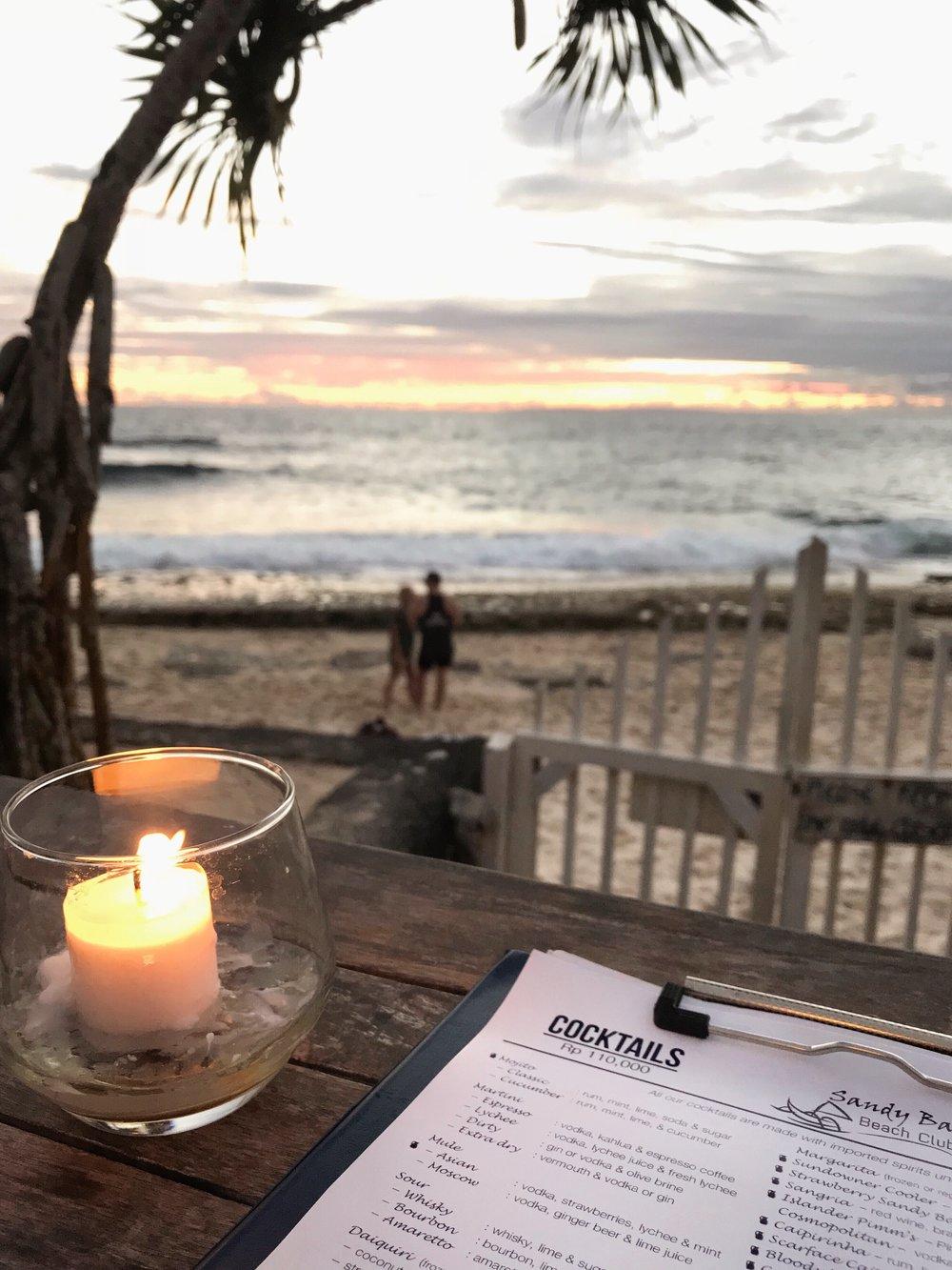 Find Sandy Bay, Nusa Lembongan at: - Jl. Sandy Bay, Jungutbatu, Nusapenida, Kabupaten Klungkung, Bali 80771
