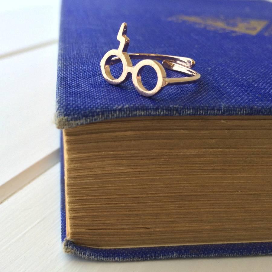- Wizard Glasses Ring Magic Collection Image Emporium