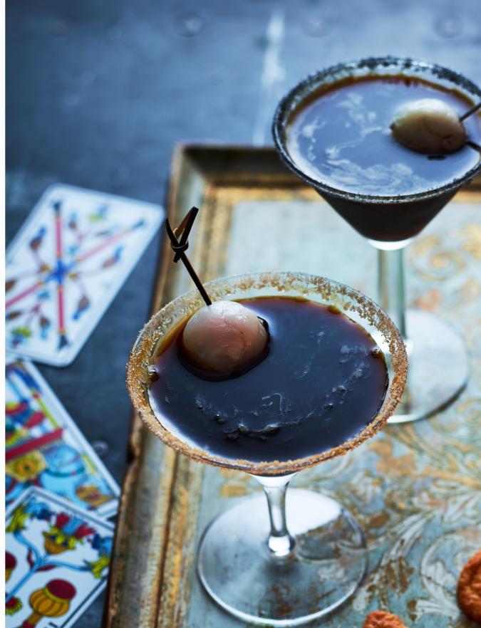 - Black Magic Martini Sainsbury's Magazine