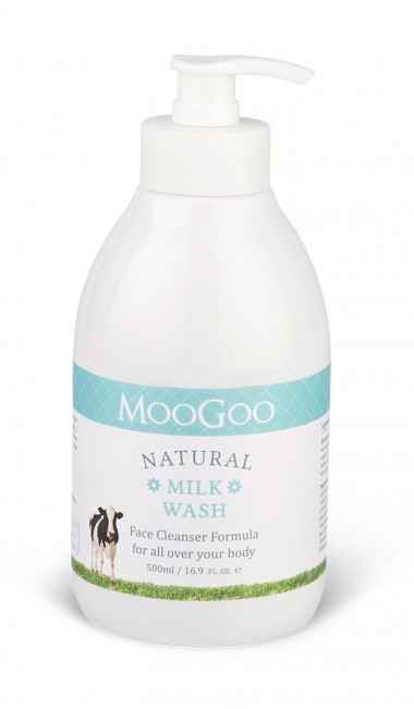 - MooGoo Sknicare Natural Milk Wash Shampoo