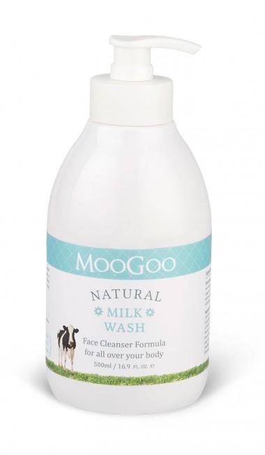 - MooGoo Sknicare Natural Milk Wash Shampoo