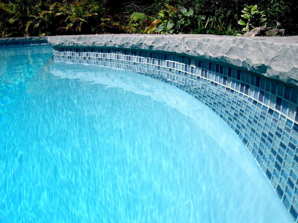 Concrete Pool - After Renovation Photo