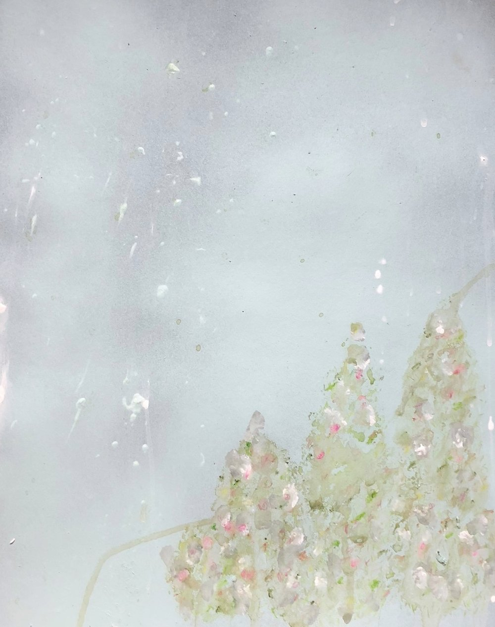 rain on a spring afternoon by michhayo
