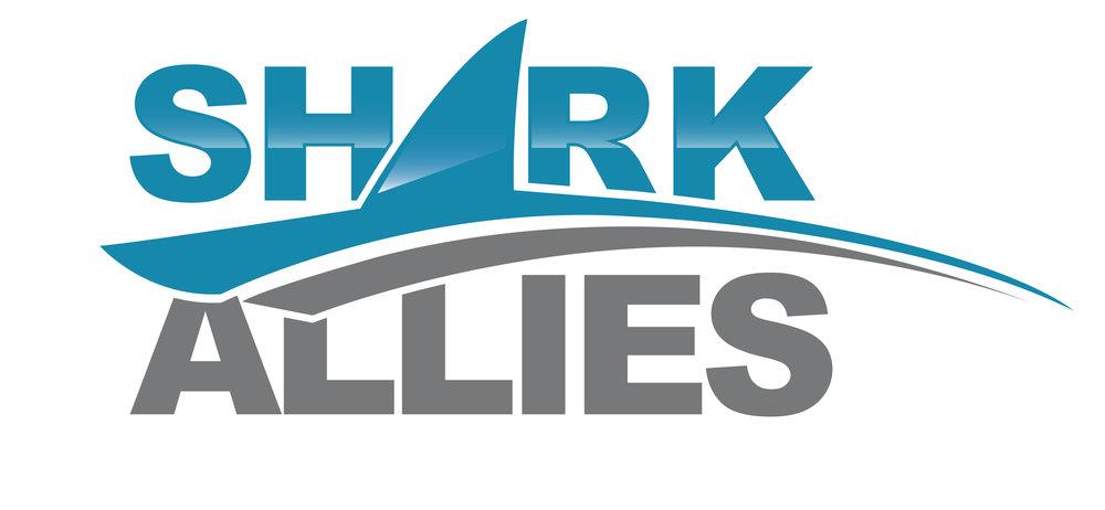 Shark Allies logo