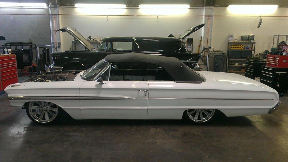 Les Dalisay 1964 Galaxie - South City Rod & Custom