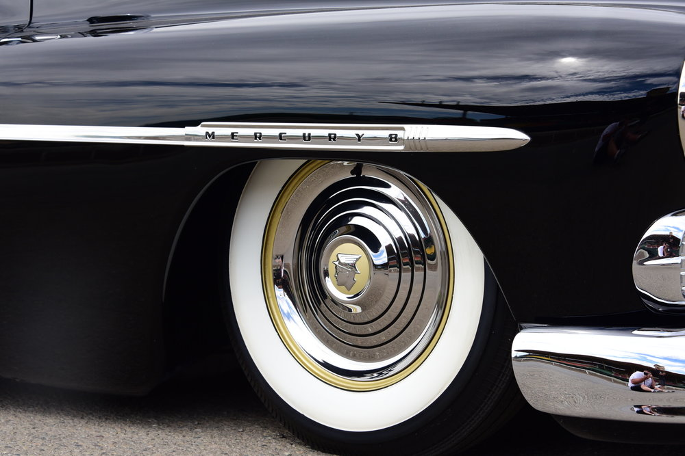 Ryan Finlayson 1950 Mercury - South City Rod & Custom - Photo by John Drummond