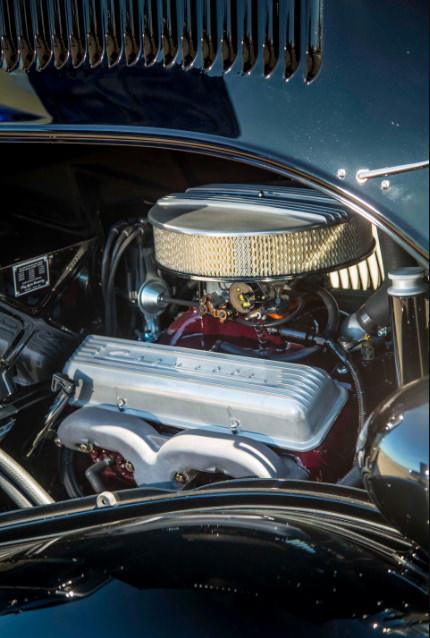 Jim Cutts 1934 Ford 3-Window - South City Rod & Custom - Photo by Tim Sutton
